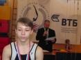 Кирилл Раков ( II место в вольных упражнениях)