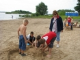 Замки на песке 2